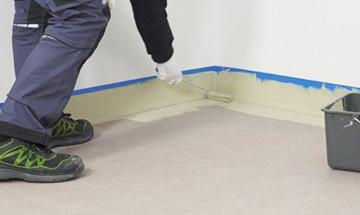 Comment peindre un sol de garage ?
