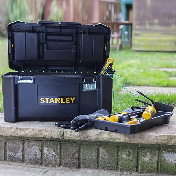 caisse à outils stanley