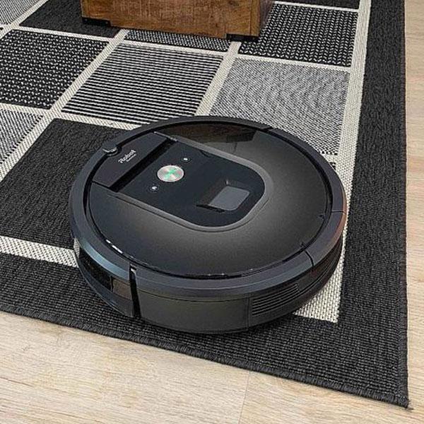 vente privée aspirateur robot roomba 980 iRobot