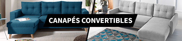 ventes privées canapés convertibles