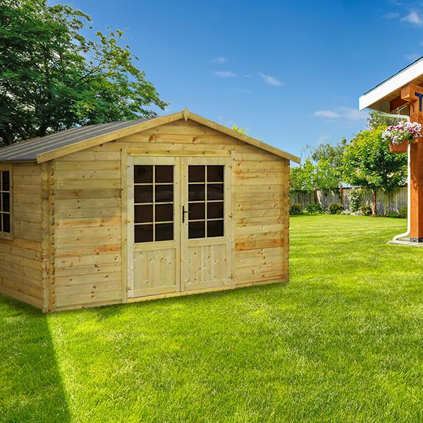 vente privée abri de jardin