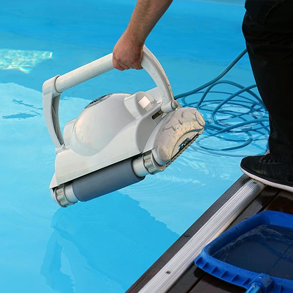 promo robot de piscine